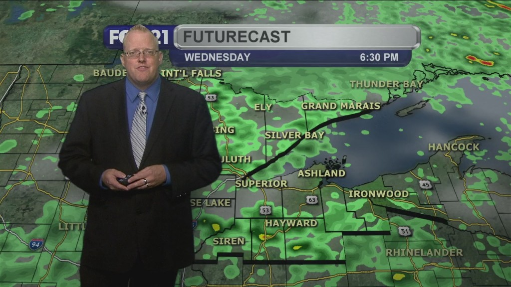 Wednesday August 26, 2020 Morning Forecast