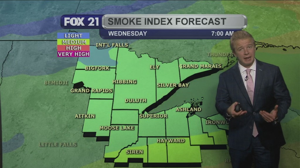Tuesday Evening, September 15th Weather Forecast