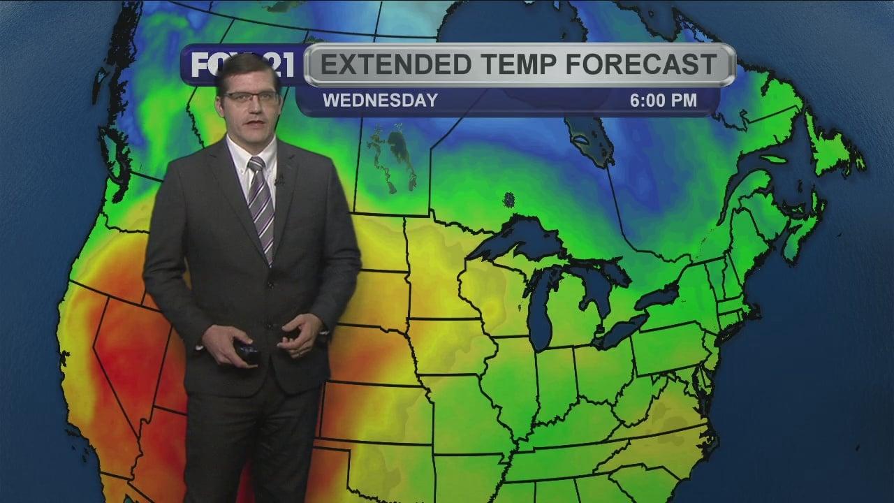 Friday, September 18, 2020 Morning Forecast