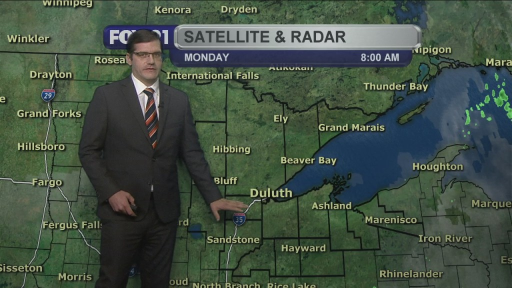 Monday, September 21, 2020 Morning Forecast
