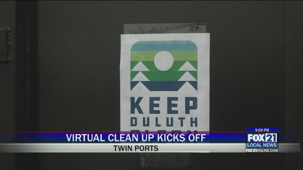 Twin Ports Clean Up
