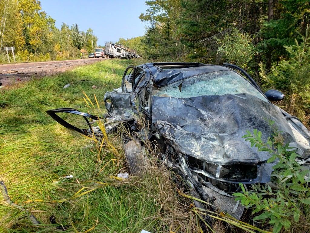 Bayfield Crash 2