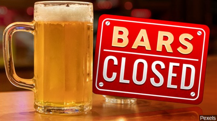 Bars Closed
