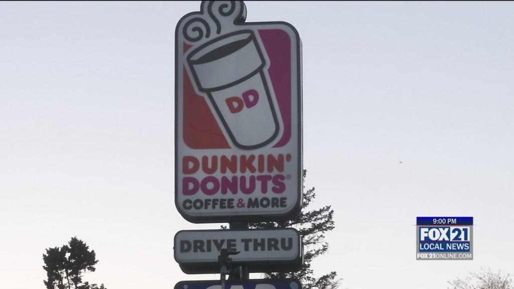 Dunkin Donuts Gun