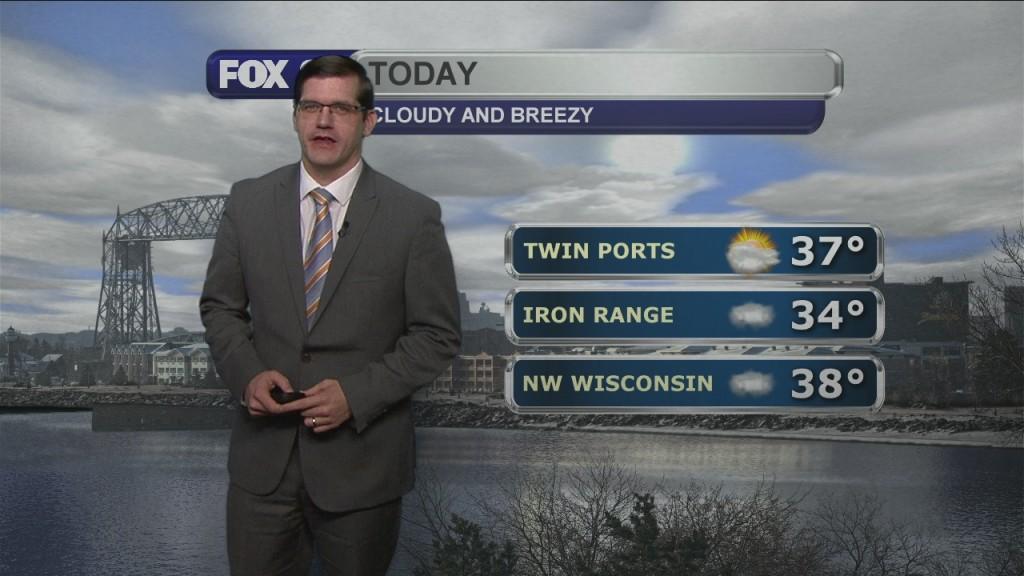 Wednesday, October 21, 2020 Morning Forecast