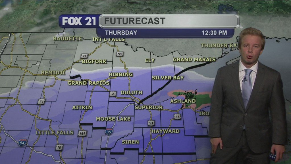 Midweek Weather Forecast