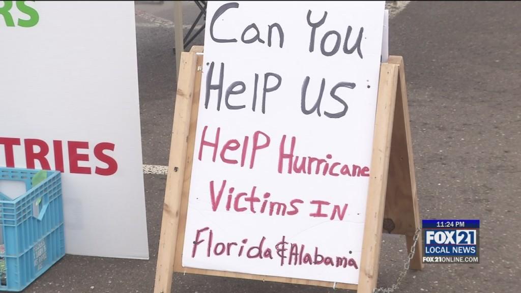 Hurricane Fundraiser