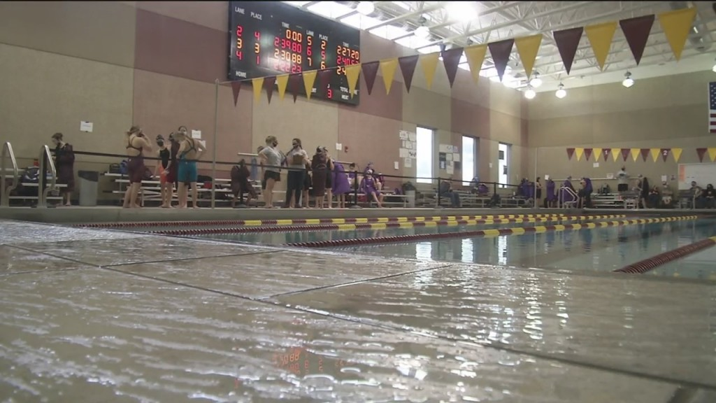 Swimming Sections