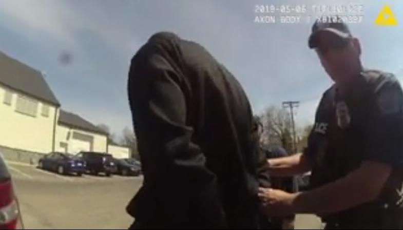 Floyd Arrest