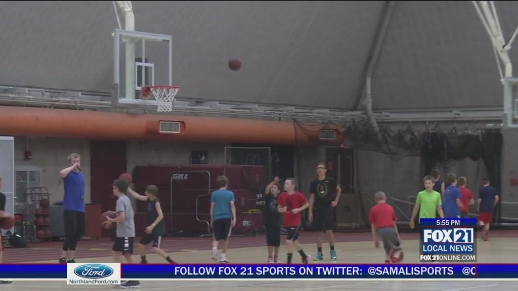 Umd Basketball Camps