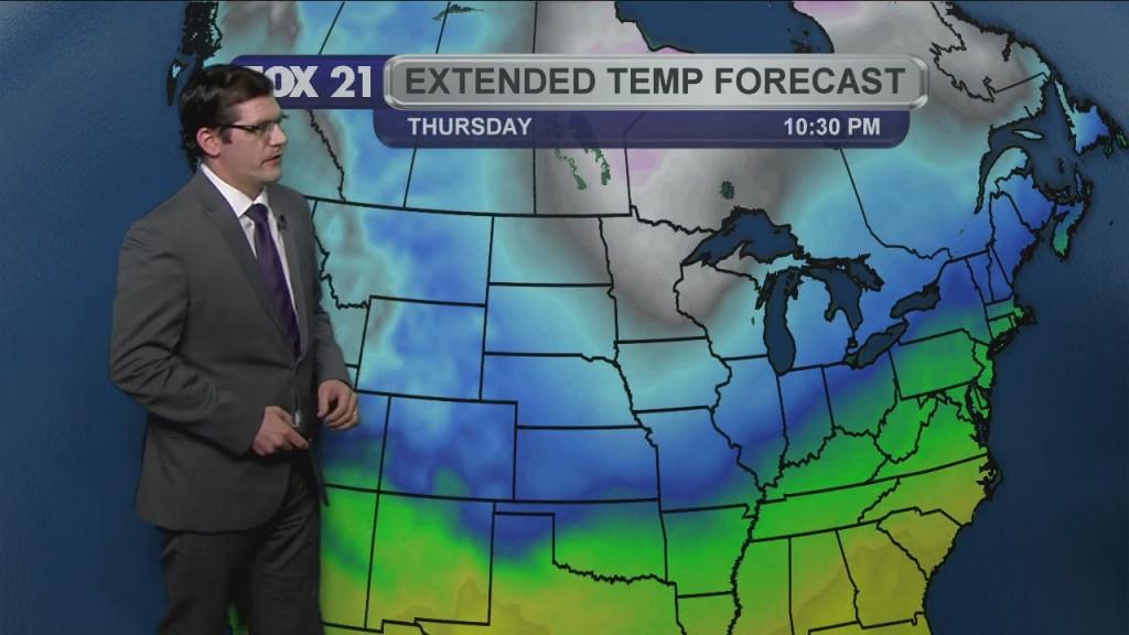 Wednesday, November 11, 2020 Morning Forecast