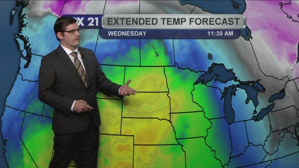 Tuesday, November 17, 2020 Morning Forecast