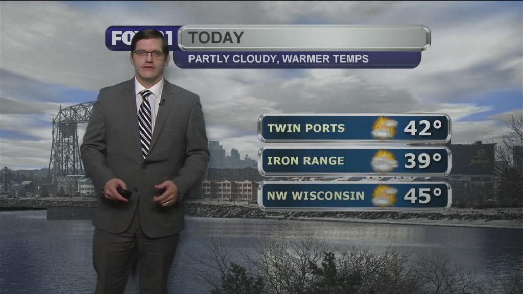 Wednesday, November 18, 2020 Morning Forecast
