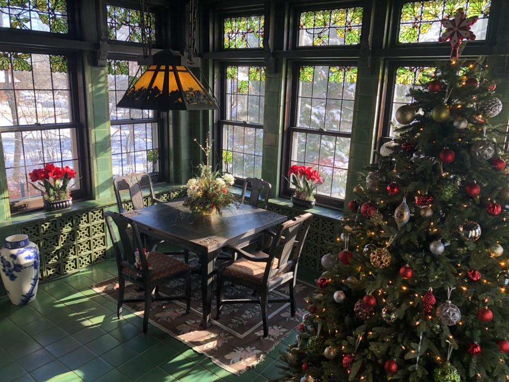 Glensheen Christmas