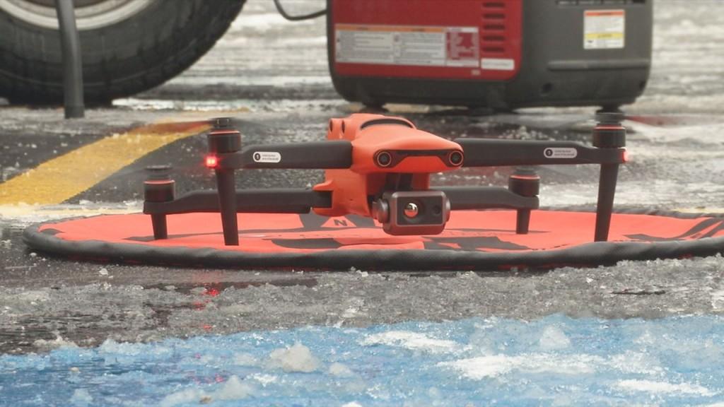 New Cloquet Drone