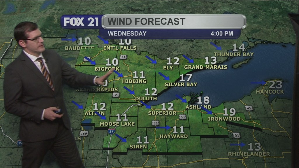 Wednesday, December 30, 2020 Morning Forecast