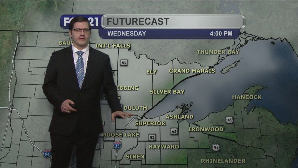 Wednesday, December 2, 2020 Morning Forecast