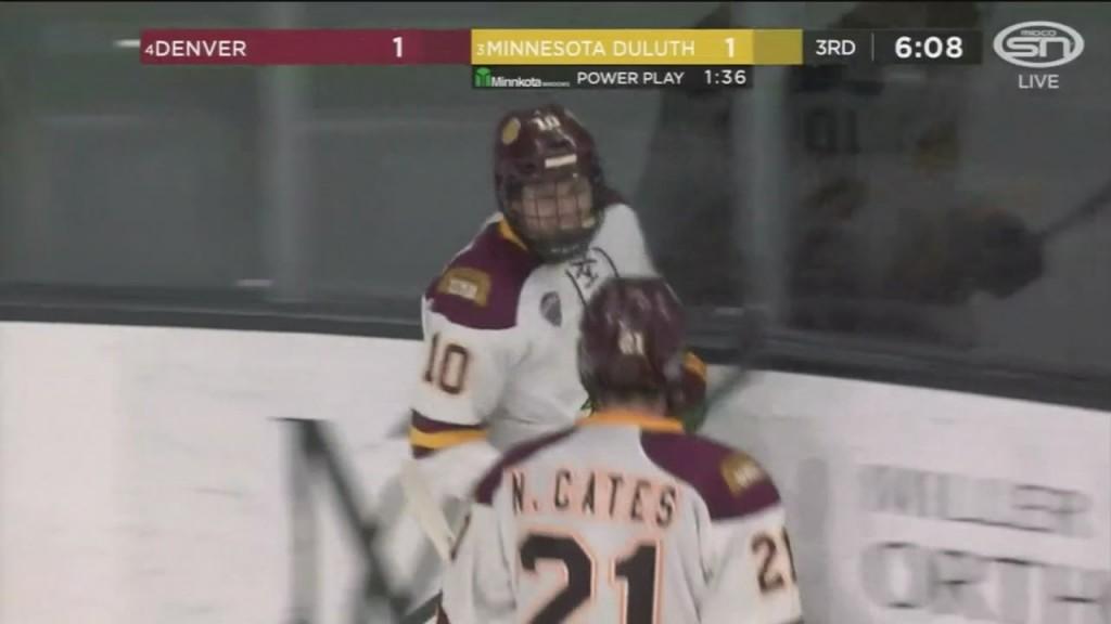 Umd Hockey
