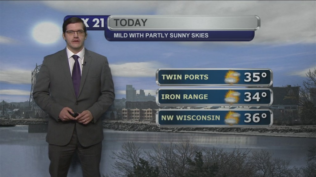 Thursday, December 3, 2020 Morning Forecast