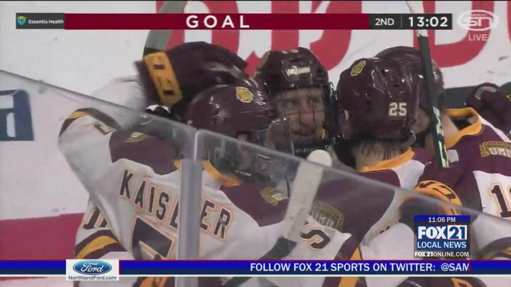 Umd Mens Hockeyu