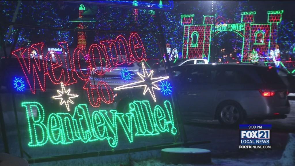 Bentleyville Busy