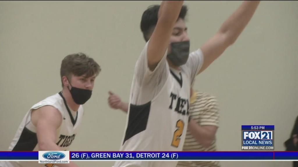 Northwestern Boys Basketball
