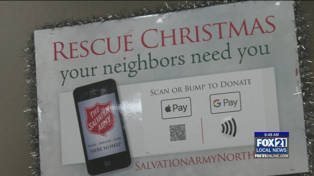 Salvation Army Update