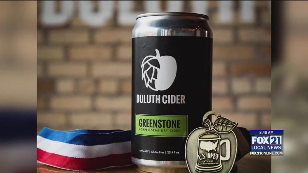 Duluth Cider Award