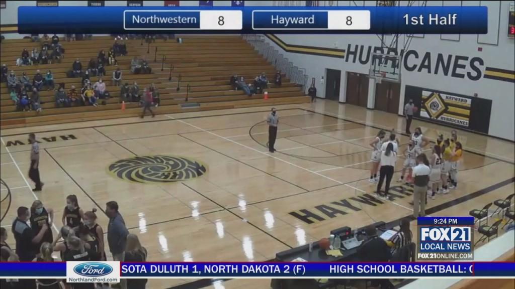 Northwestern Hayward Basketball