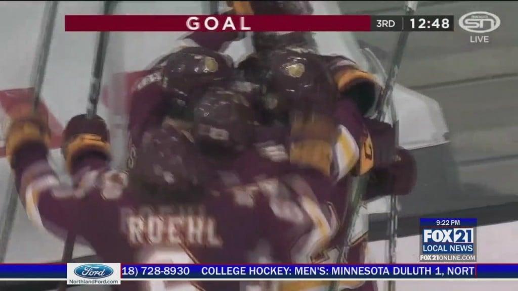 Umd Nd Hockey
