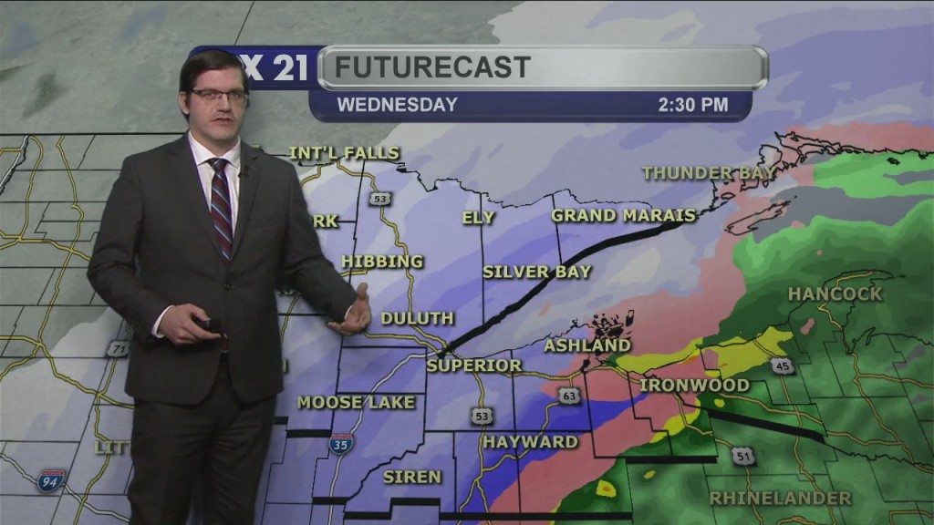 Wednesday, December 23, 2020 Morning Forecast