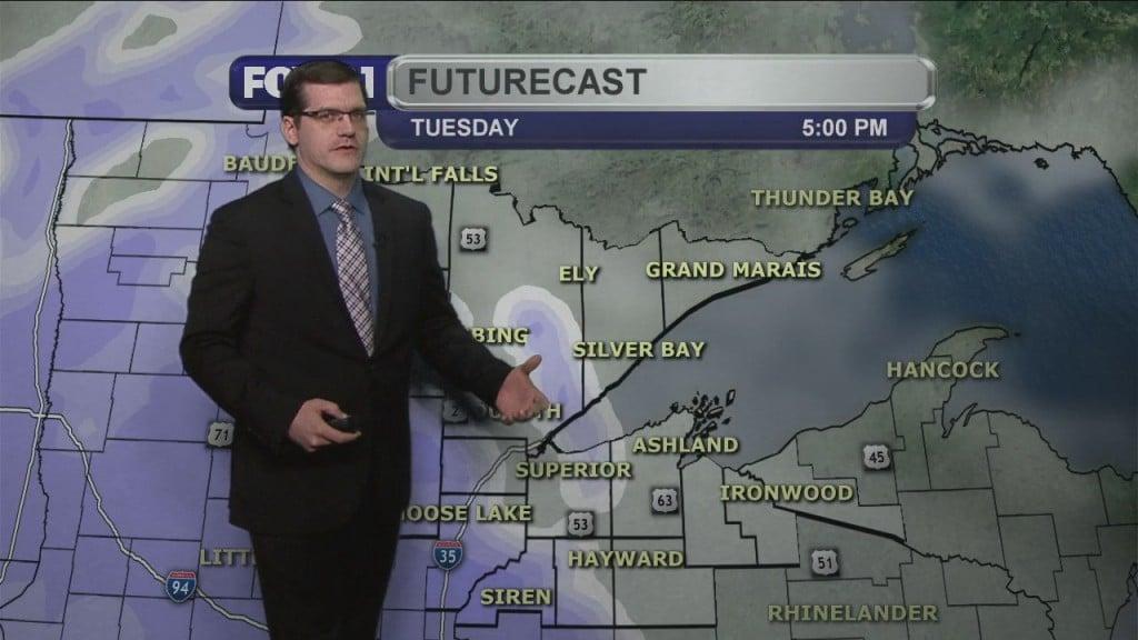 Tuesday, December 29, 2020 Morning Forecast