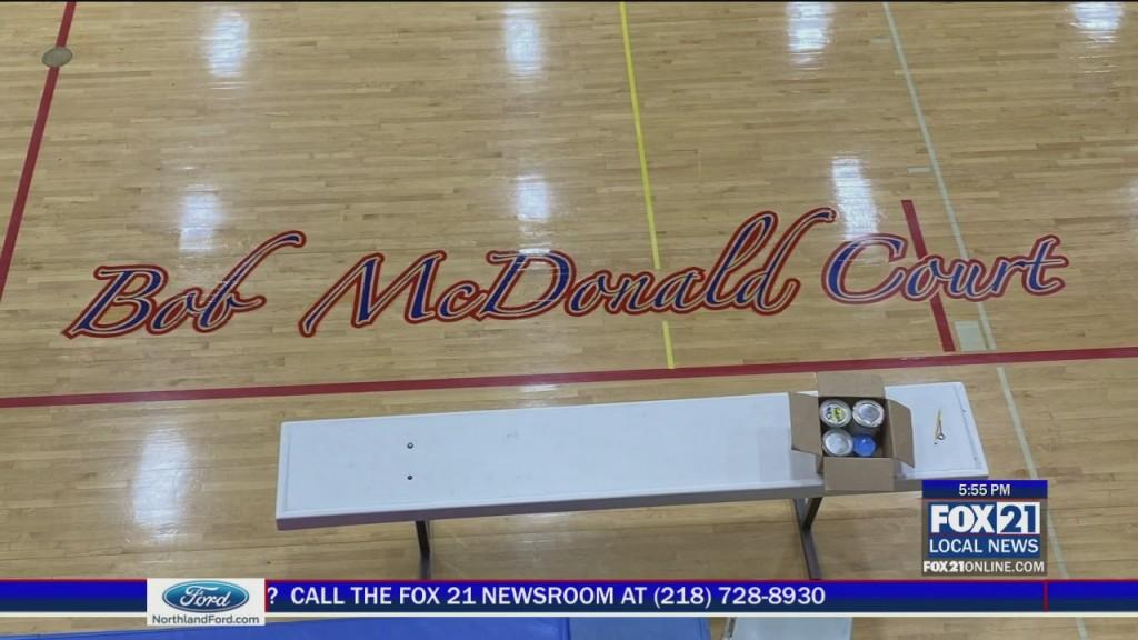 Bob Mcdonald Court