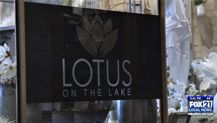 Lotus On The Lake