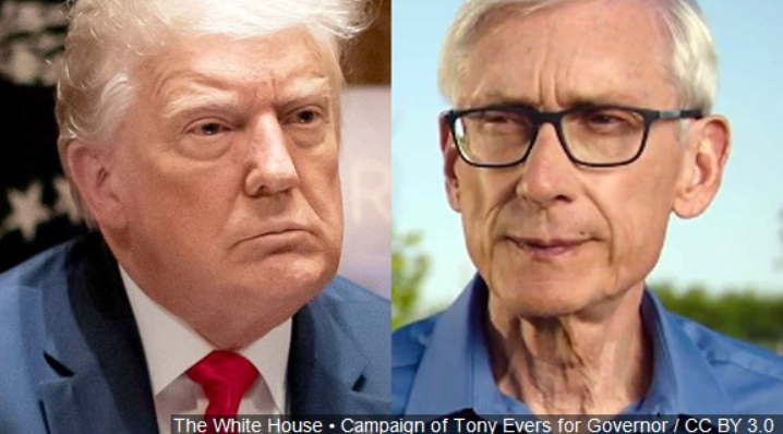 Evers Trump