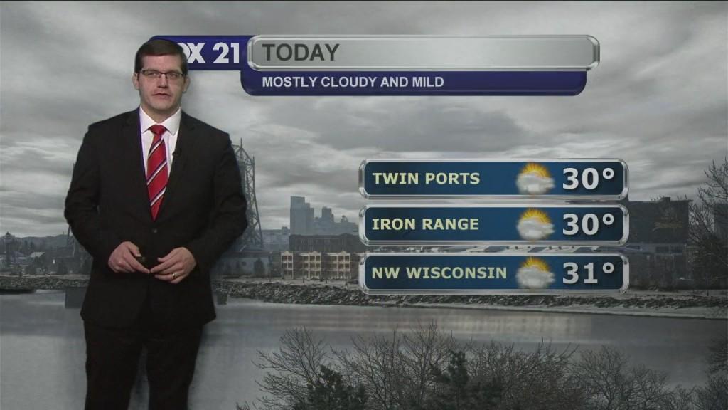 Wednesday, January 6, 2021 Morning Forecast