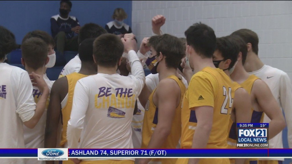 Superior Ashland Hoops
