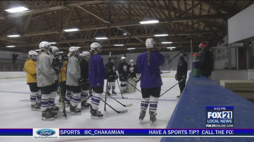 Hs Hockey Practices