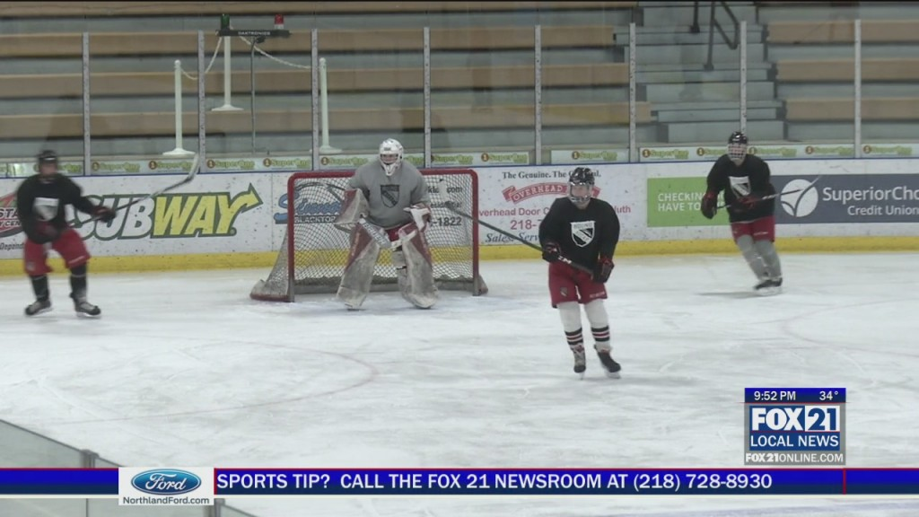 Duluth East Hockey