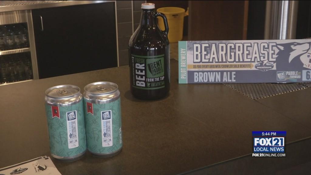 Beargrease Beer