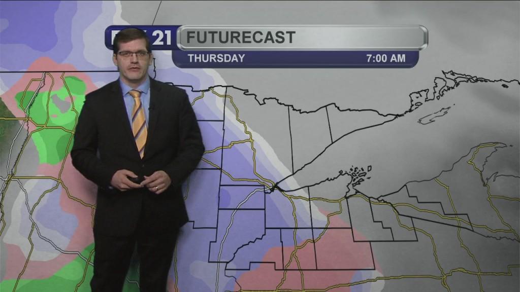 Tuesday, January 12, 2021 Morning Forecast