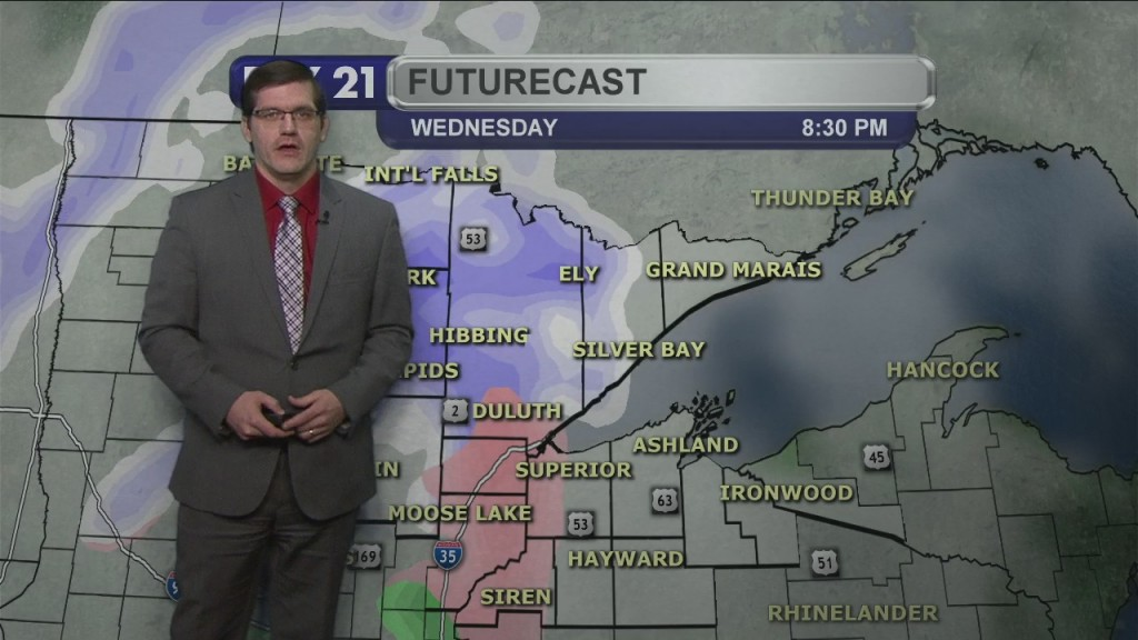 Tuesday, February 02, 2021 Morning Forecast