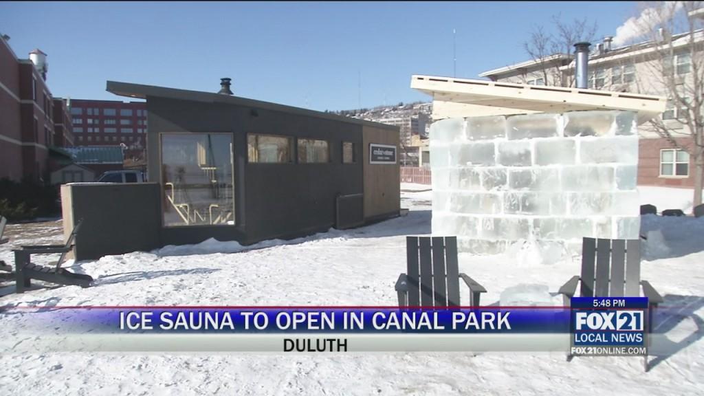 Ice Sauna