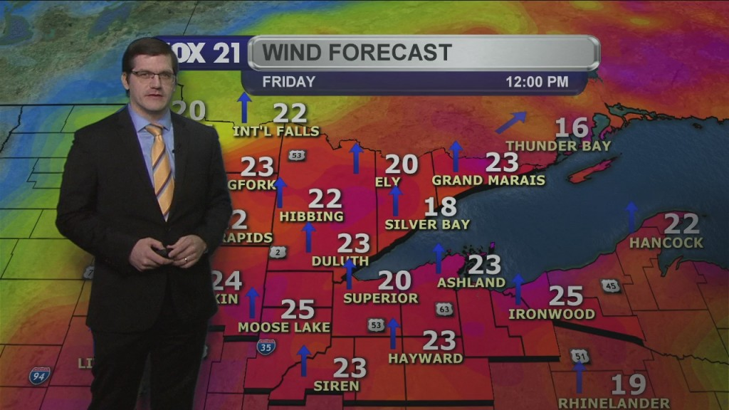 Friday, February 26, 2021 Morning Forecast