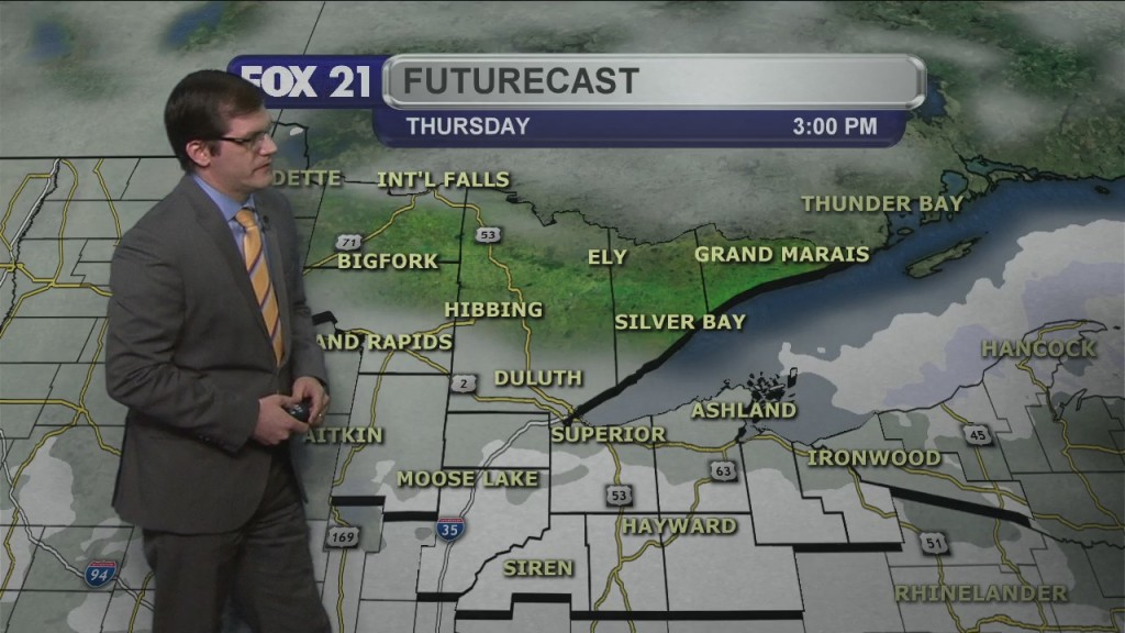 Wednesday, February 10, 2021 Morning Forecast