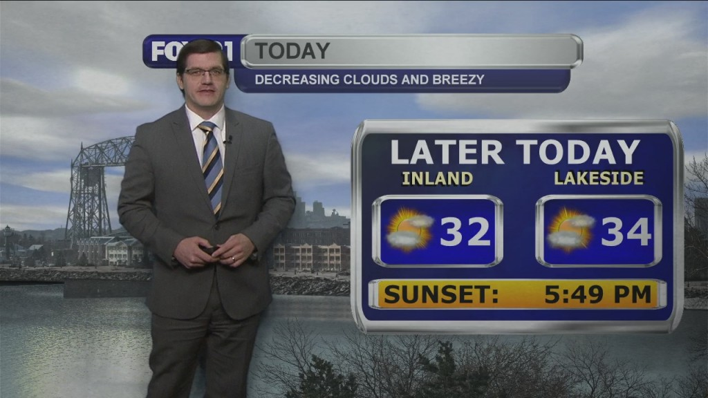 Thursday, February 25, 2021 Morning Forecast