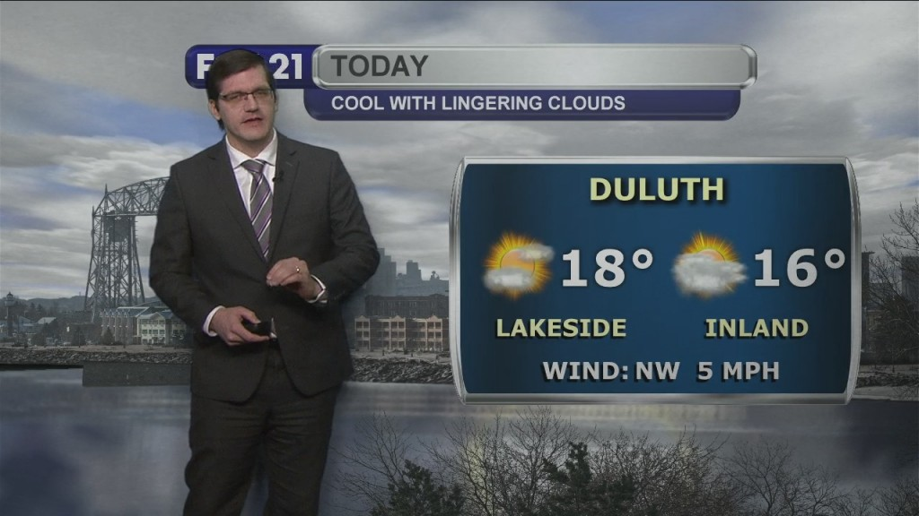 Friday, February 19, 2021 Morning Forecast