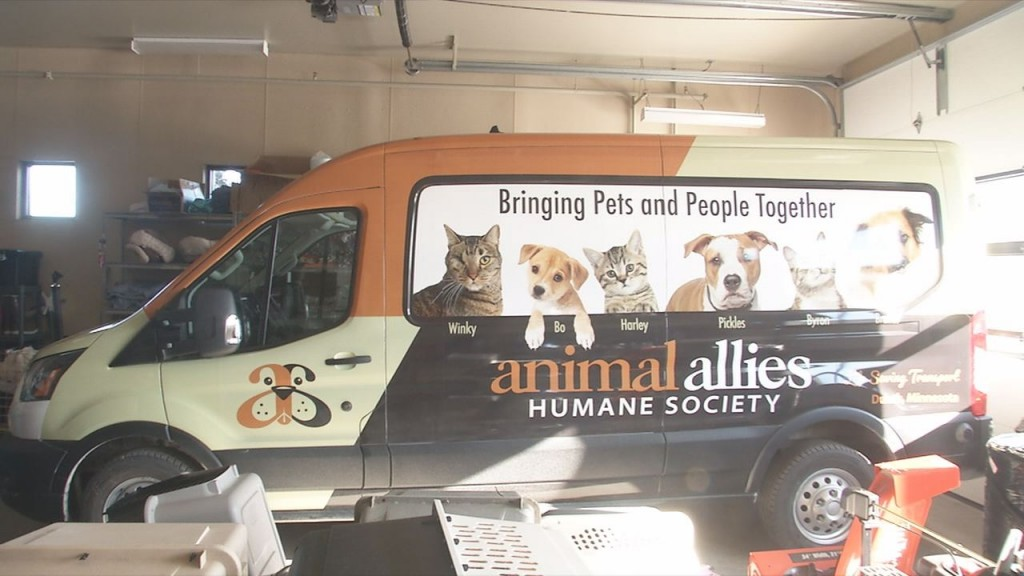 Animal Allies Van Photo 2
