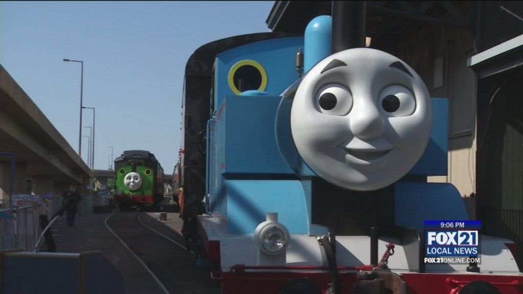 Thomas Returns
