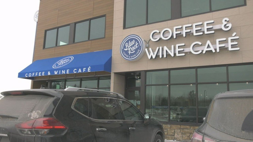 Blue Rock Coffee And Wine Caffe Photo